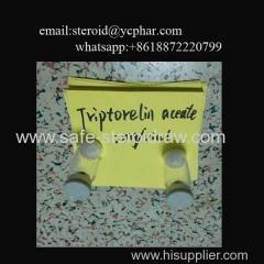 Peptides 2mg Vial Triptorelin Acetate powder