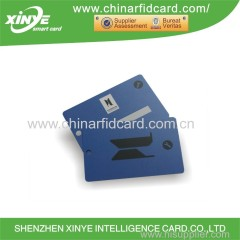 Hot sale HF rfid smart chip card