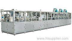 Automatische High Speed Rotary Glass Fles Wasmachine