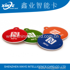 Wholesale 13.56Mhz high frequency rfid NFC tag