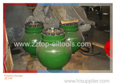 Pulsation Damper for F1600 Mud pump