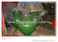 Ölfeld BOMCO F1600 Schlammpumpe Pulsationsdämpfer