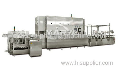 Vial Filling machine for Pharmaceutical
