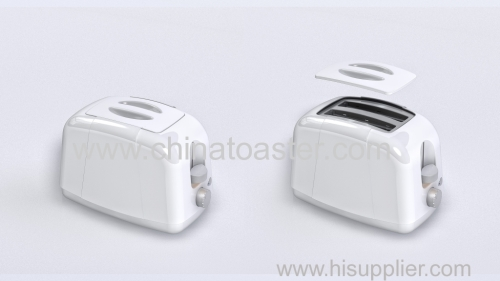 Electric 2 slice toaster