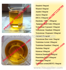 Injectable Steroid Testosterone Sustanon 250 oil based