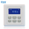 220~240V Timer Switch with Daily Multiple Period Settings with press button for LED home appliance