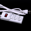 High Quality Brazilian Inmetro 3 Way Extension Socket 3 Way with Switch