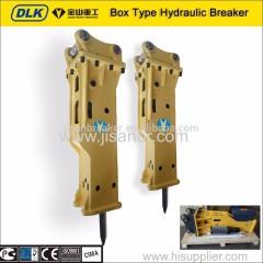 China hydraulic breaker/hammer, hydraulic rock breaker