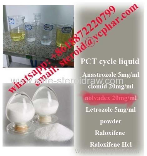 Tamoxifen Citrate Antiestrogen Raw Steroid nolvadex injection