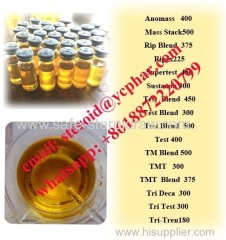 Cooking Steroid oil Injections Anomass 400mg/ml