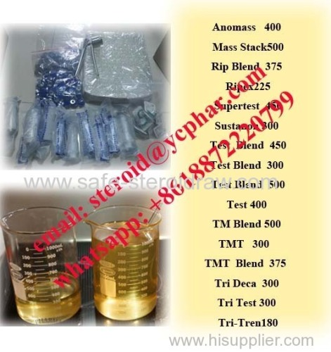 Injectable Steroid Oil Mass 500mg/ml For muscle