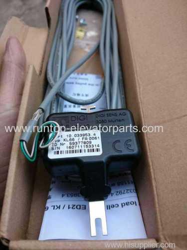 Elevator parts loading sensor 59377809 for Schindler elevator