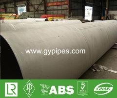 A554/DIN/EN10296-2/ JIS G3446/GB/T 12770 SUS316 SS Tubing