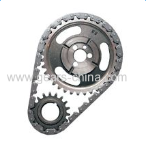 forging detachable chain 52 55 57 square chain