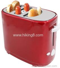 750W adjustable hot dog maker bread toaster hot dog toaster