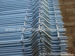 V Pressed Welded Mesh Fencing