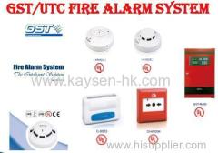 UL LISTED FIRE ALARM SYSTEM