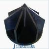 Wear Resistant Rubber Liner Over Current Components