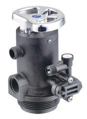 2000L/H manual water softener valve