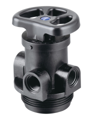 manual water filteration control valve