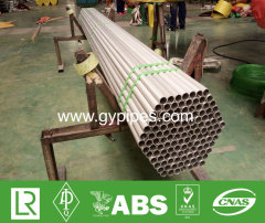 ASTM A358 Welded 316 SS Pipe