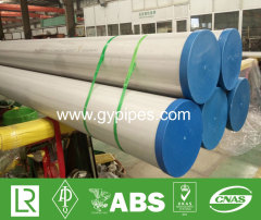 SA-358 4 Inch Stainless Pipe Welded