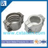 Aluminum/Stainless Steel DIN 2817 Safety Clamp