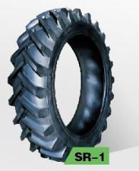 Farm tractor tires for sale SR-1 Series 13.6/12-38TT 10ply with tube