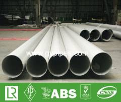 AISI Type 304 Stainless Steel Welded Industrial Pipe