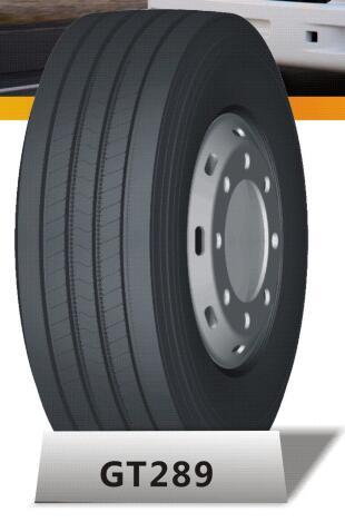 TORCH GT289 Tubeless truck tyre 12R22.5