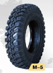 Armour M-5 750x16 Mud And Snow Bias truck tyre 14 Plys