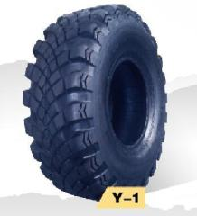 Bias Military truck Tire 15.5-20 22ply used for SUV