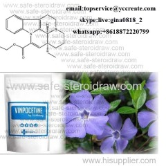Pharmaceutical Raw For Brain Health Vinpocetine