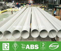 Stainless Steel 304 Pipe Sizes Welded
