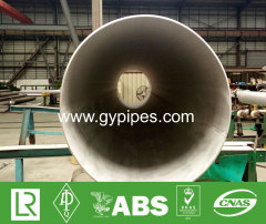 JIS G3459/CNS 6331 Erw Industrial Stainless Steel Pipe