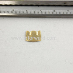 Metal stamping brass contact part