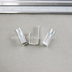 Silver coated metal stamping part