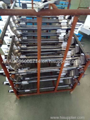China automotive anti-collision rod steel tube manufacturer