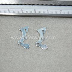 Metal stamping part nickel plated