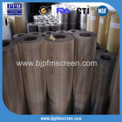 100 mesh stainless steel mesh