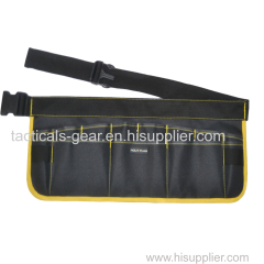 tool apron with 13 compartments