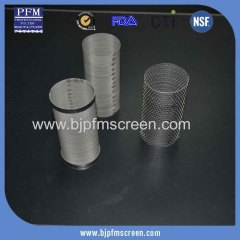 stainless steel metallic filter