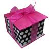 memo cube note pad