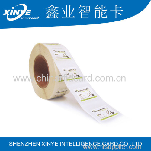 Wholesale RFID NFC tag sticker