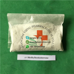 Anabolic Steroids Raw Powder 17-Methyltestosterone For Muscle Gain and Loss Weight