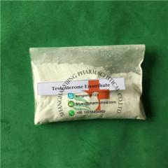 Hot Sale Testosterone Anabolic Steroid Raw Powder Testosterone Enanthate For Bodybuilding CAS 315-37-7