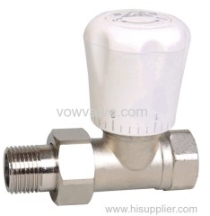 Thermostatic Radiator Valve for manifold
