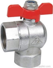 BRASS BALL VALVE MALE THREAD