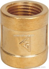 brass nipple fitting for water system