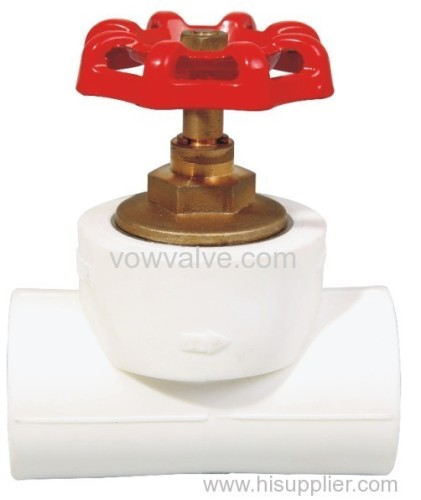 PPR GATE VALVE FOR WATER SYSTEM